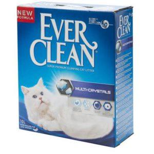 אבר קלין כחול לחתול מולטי קריסטל ללא בישום