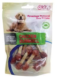 אודוג חטיף לכלב ODOG – משקולות בטעם עוף