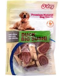 אודוג חטיף לכלב ODOG – סושי עוף