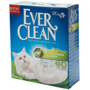 חול לחתול אבר קלין ירוק עוצמה מחוזקת