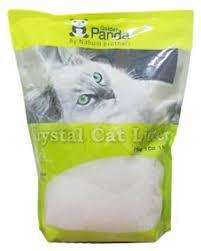 חול קריסטל לחתולים
