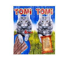 טומי חטיף סטיק דגים לחתול