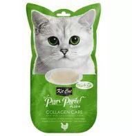 מעדן קיט-קט ירוק לחתול