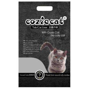 קוזיקט – חול מתגבש לחתולים – עם פחם לספיגה מוגברת