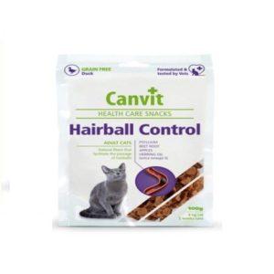 קנוויט חטיף לחתול – רפואי למניעת הצטברות כדורי שיער